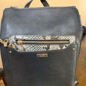 Aldo backpack purse